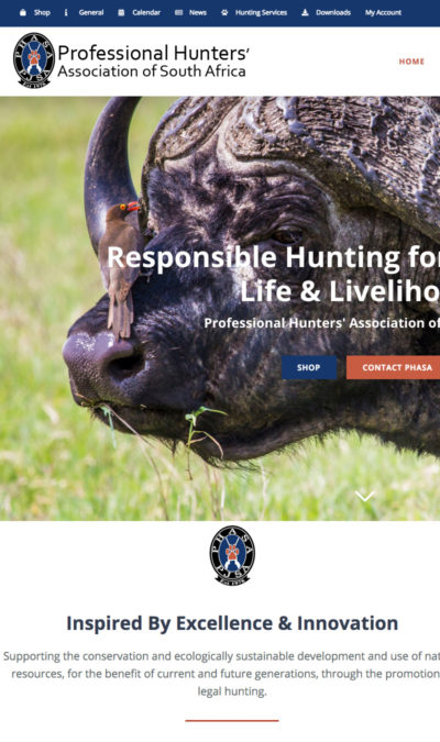 PHASA - Professional Hunters' Association of South Africa